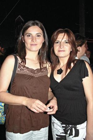 Mayra y Karla García