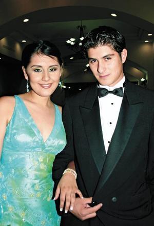Ana Núñez y Sergio Chávez