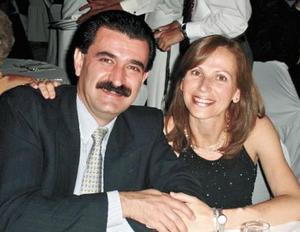 Carlos y Laura Alonso