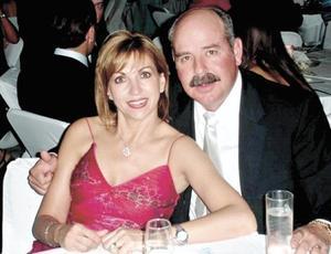 José Luis y Claudia Gómez