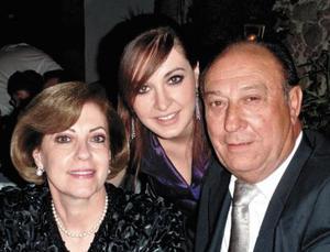 Yolanda, Maribel y José Luis Fernández