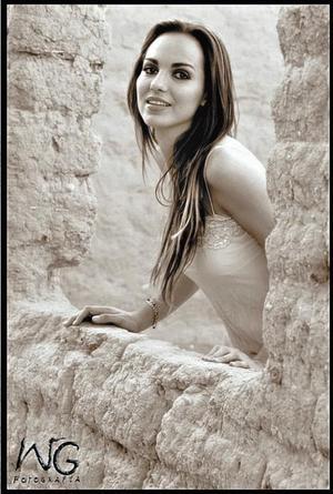 <I>Rostros Actuales Fotografía: Estudio WG / Wendy González<I><P>  Alejandra Sepulveda