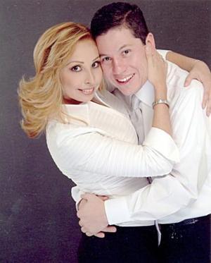 Cecilia Castillo y Alberto Iparrea Cervantes.