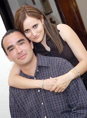 Rafael Serna Campos e Irma Iveth Serna.