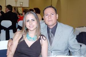 Gerardo y Sandra Sandoval.