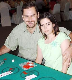 Jesús Orduña Muñiz y Elene Eppen de Orduña.