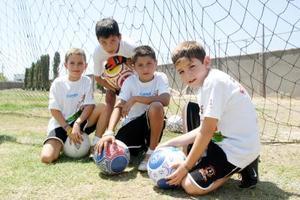 Rogelio Medina, Andrés Quintero, Rogelio Villarreal y Saúl Nahle.