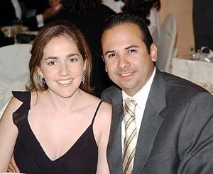 Marcela y lalo Carmona.