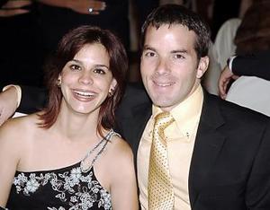 Laurencia González y Alberto Herrera.