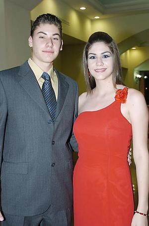 Edith y Marcos Cid.