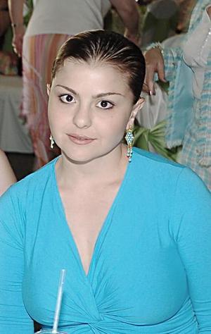 Mayra de Decayón.