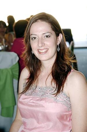 Claudia de González.