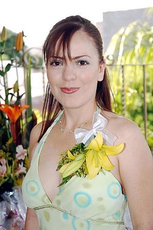 Por su Próxima boda con Ever Miranda García, Gisela Alonso Moreno disfrutó de una despedida de soltera.