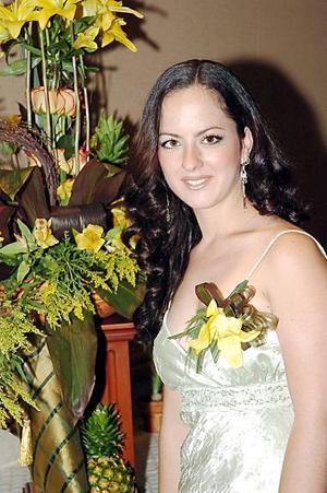 <b>14 de julio 2005</b><p> Brenda Vázquez Ramírez.