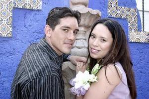 Luis Édgar Reyes Arredondo y Claudia Elizabeth Domínguez Rosales.