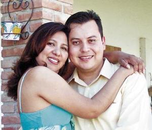 María Guadalupe López Soto y Daniel Alvarado Valenciano.