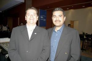 Ignacio Aguirre y Jorge Cháirez.