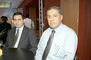 Felipe Hernández y Francisco Rosales.