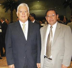 Jesús Sotomayor y Luis Gernando García R.