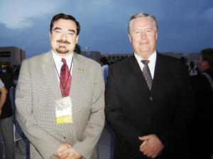 Eduardo Iduñate Ramírez y Gabriel Cornú Máynez.