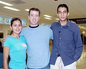 <b>17 de julio 2005</b><p> Steven y Esmeraldo Ditto y Miguel Cruz viajaron a San Diego.