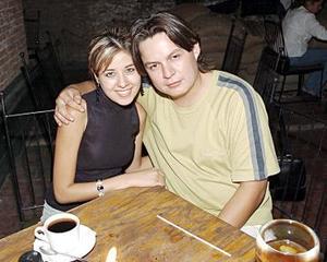 Elena Jáuregui Rimada y Jorge Alberto Ruelas.