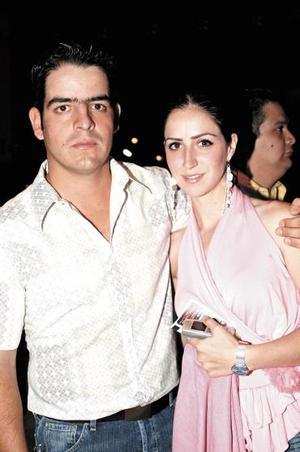 Nacho Martínez y Bego Zarra.
