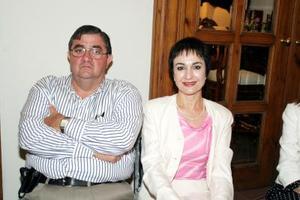 José Jiménez y Laura Muñoz de Jiménez.