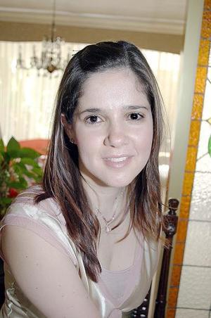 <b>22 de julio 2005</b><p> por su próxima boda, Scarlett Murra Papadópulos fue despedida de su soltería.