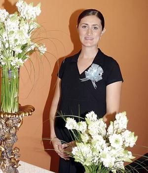 Ana Cristina Camacho de Mena.
