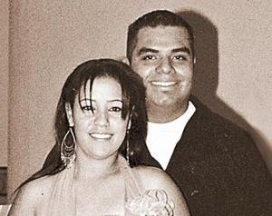 Érika Pérez y Mario Alberto Sierra Mireles.