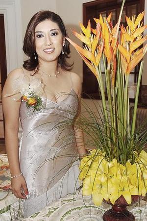 <b>23 de julio 2005</b><p> Julia Miriam Solís Martell.