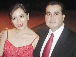 Gabriela de Orozco y Miguel Orozco.