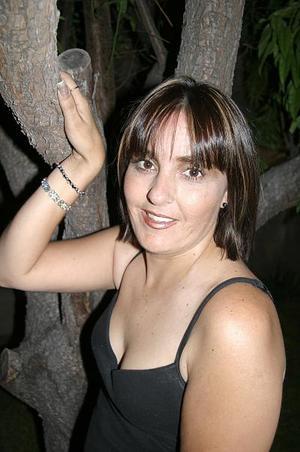 Mónica Diez celebró su aniversario de vida, con una reunión entre amigas.