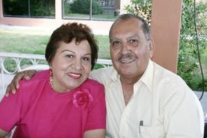 María Elba García de Fassio y Ramiro Fassio Rosales.