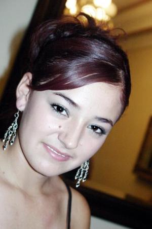 Cristina Jáquez Sánchez.