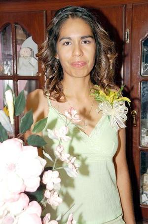 <b>30 de julio 2005</b><p> Sayra Deyanira Cordero Herrera.