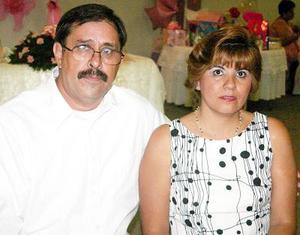 Gerardo Medina y Coco de Medina.
