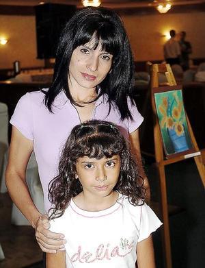 Blanca y Julieta Contreras