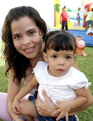 Sonia y Mara García Muñoz.
