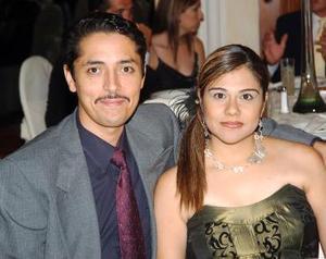 Karel Ruiz y Samara de Ruiz.