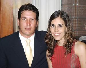 Sergio Silveyra y Daniela de Silveyra.