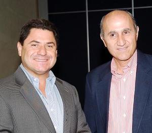 Arturo y Fernando Madero.