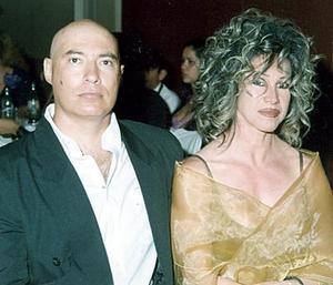 Alberto Montebruck y Elsa Tirado de Montebruck.