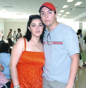 Jesús Peña y Sara de Peña viajaron a Tijuana.