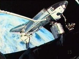 Esta misión del 'Discovery' es la primera de un transbordador espacial desde que el 1 de febrero de 2003 el 'Columbia' se desintegró cuando retornaba a la Tierra. En el accidente murieron los siete astronautas que componían la tripulación.