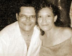 Sylvain Masset y Rocío Arreola Enríquez.