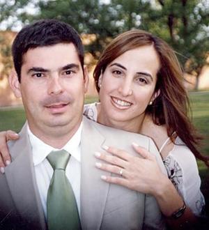 <b>06 de agosto 2005</b><p> Jorge Jiménez Berumen y Angélica Ortiz Cano.