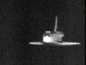 La NASA cumplió con su principal objetivo: un lanzamiento y un aterrizaje seguro de la avejentada nave.