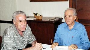 Jesús Fernández Aranzábal y Tomás López Alonso.